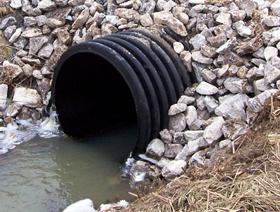 Culvert Amp Drainage Pipe